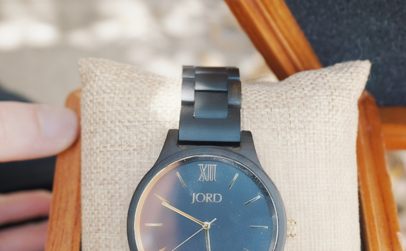 Father's Day: Jord Watch GIVEAWAY!!!